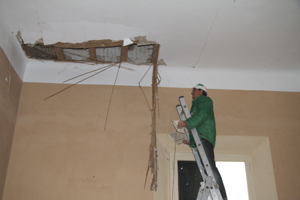 0 soffitto arelle