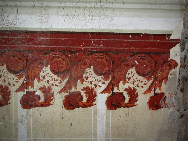 4 affreschi gola est