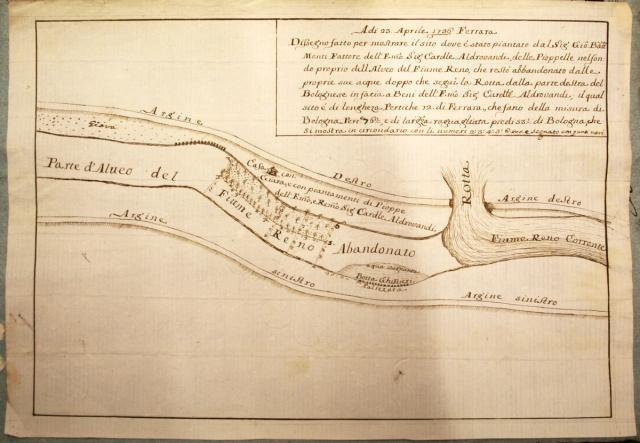 Occupazione Reno dopo rotta 1731 copia piccola