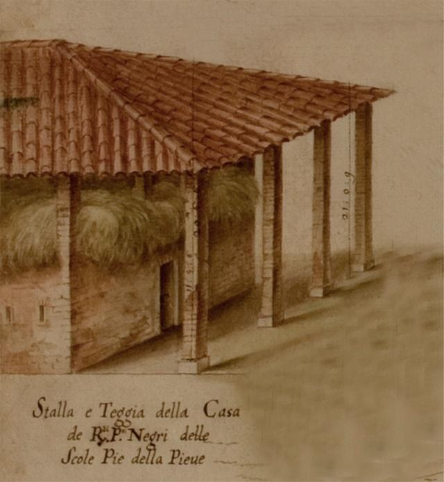 P7 5 11 17 - 1 Barchessa Palazzo