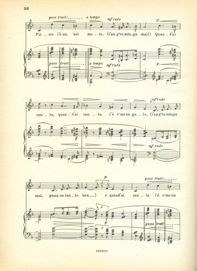 Canti Emiliani Mio piccio 4