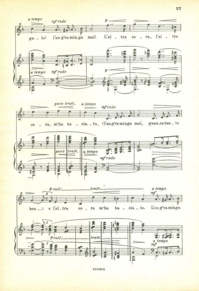 Canti Emiliani Mio piccio 5
