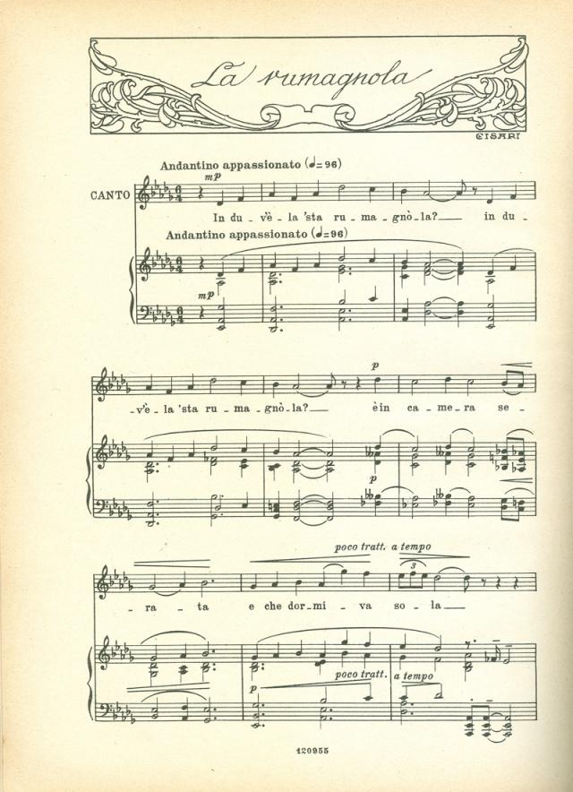 Canti Emiliani Rumagnola 2