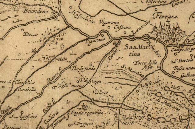4.1 Ducato di Ferrara (particolare)